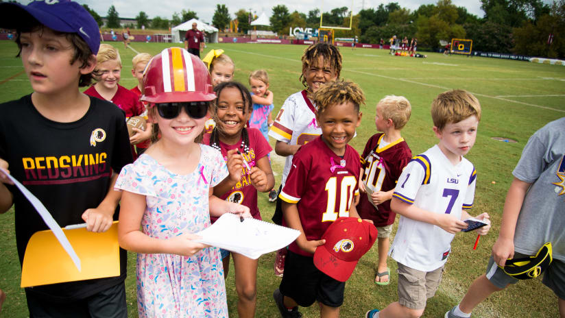 06faba56f PHOTOS  2018 Washington Redskins Training Camp Day 14