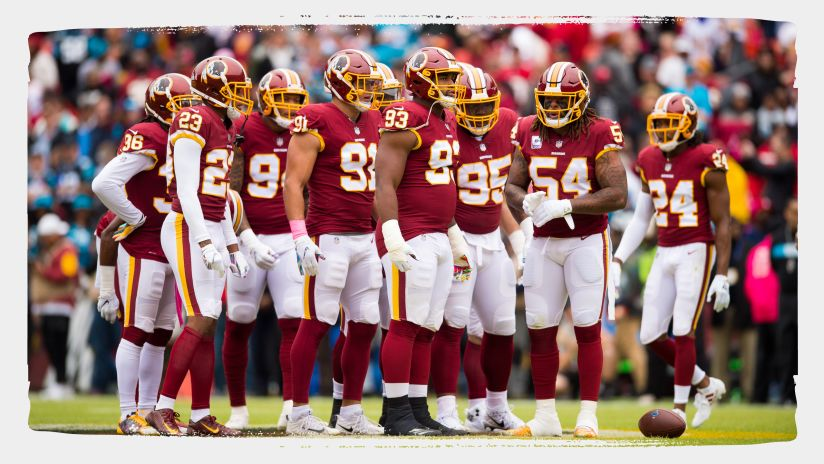 4e3f90ee84a99 Perennial Pro Bowler Ryan Kerrigan headlines a young and talented unit  prepared to turn potential into
