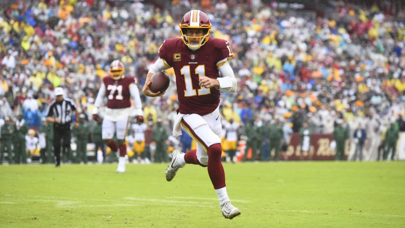 Redskins Offense Responds With Explosive First Half 9e8bec079