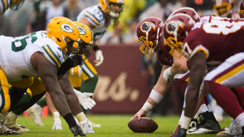 ca6beae0b Redskins-Packers Monday Stats Pack
