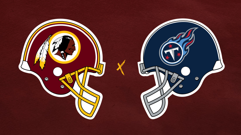 Image result for Redskins vs. Titans