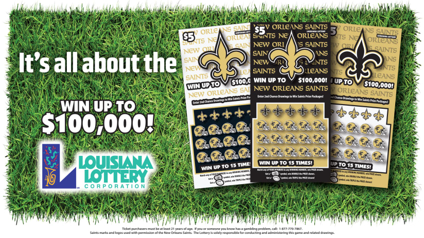 Louisiana Lottery Second-Chance Drawing Entry Deadline Nears