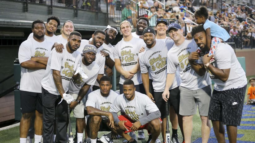 0caa9ca671 New Orleans Saints A.J. Klein and Terron Armstead to host annual celebrity  Black and Gold Softball Game