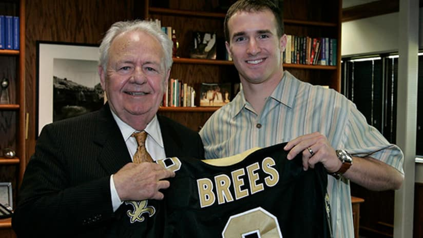 Saints players react to the passing of Saints owner Tom Benson cdead0ae4