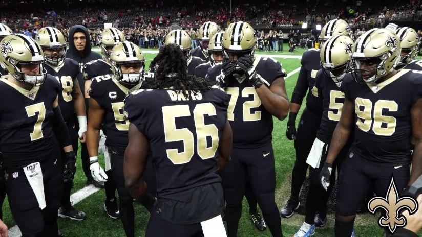 Drew Brees Saints 49ers Week 14 Media Availability