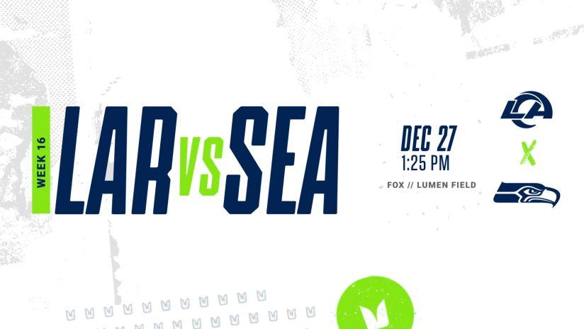 2020 Week 16 Seahawks Vs Rams Trailer
