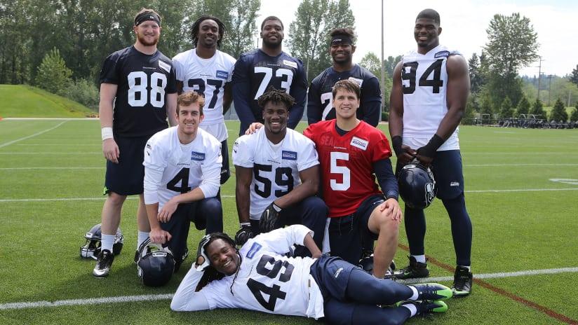 Meet The Seahawks 2018 NFL Draft Class b7d7a8c4478