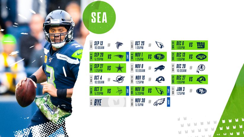 It is an image of Gorgeous Seattle Seahawks Printable Schedule