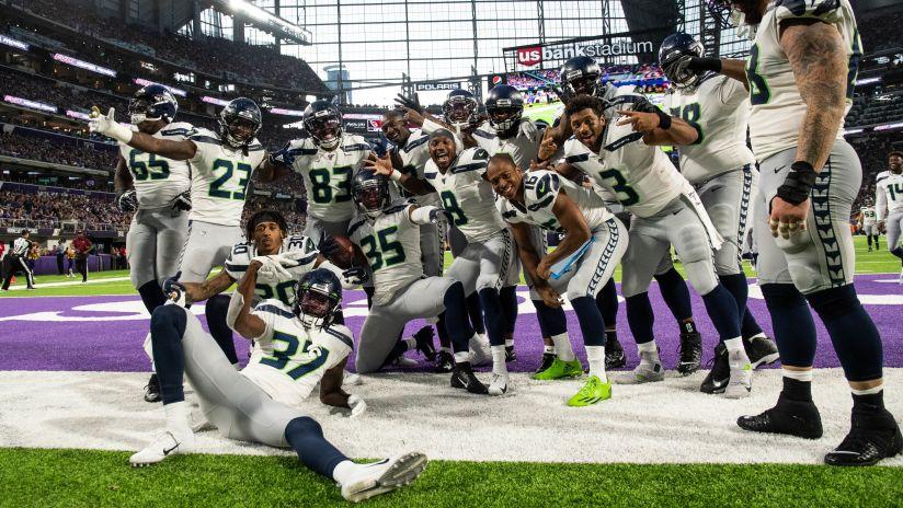 6198deb4 2019 Preseason Week 2: Seahawks at Vikings Recap