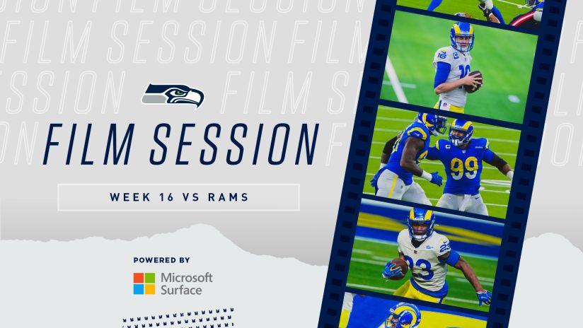 2020 Week 16 Seahawks Vs Rams Film Session