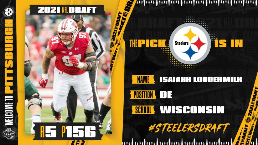 Steelers select Green in the third round