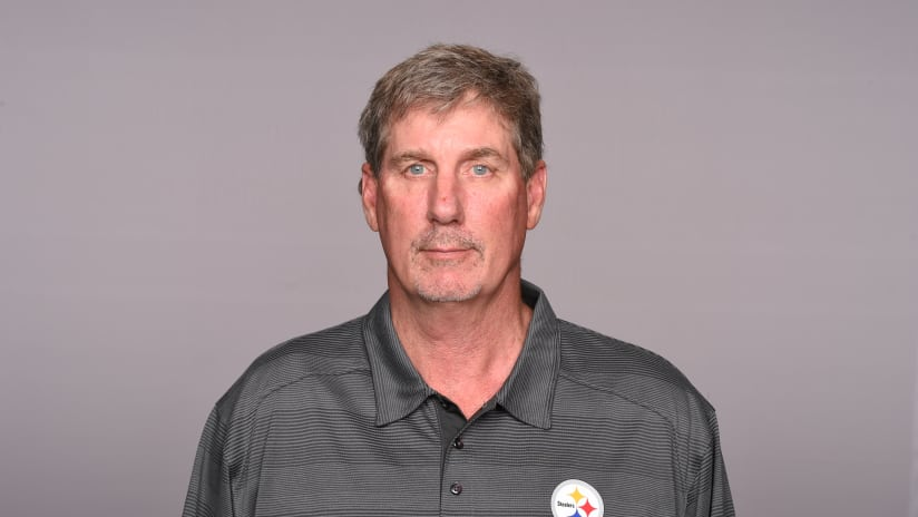 This is a 2016 photo of Keith Butler of the Pittsburgh Steelers NFL football team. This image reflects the Steelers active roster as of June 14th when this image was taken. (AP Photo)
