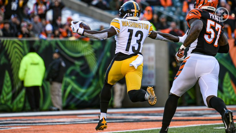 Highlights Steelers Vs Bengals