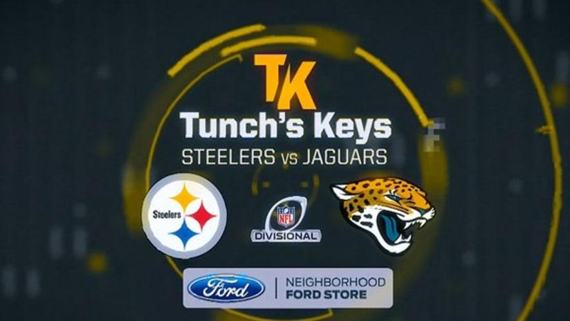 Tunch s Keys to Steelers vs. Jaguars dba41ee92