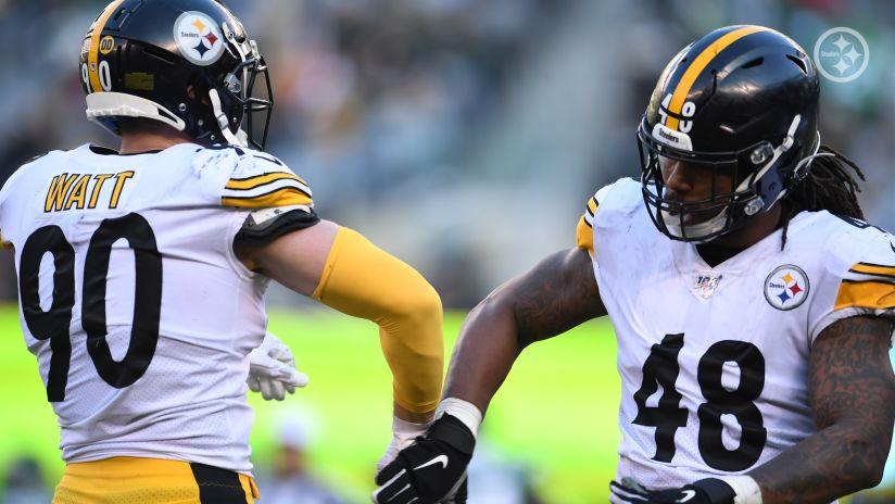 steelers news today 2020