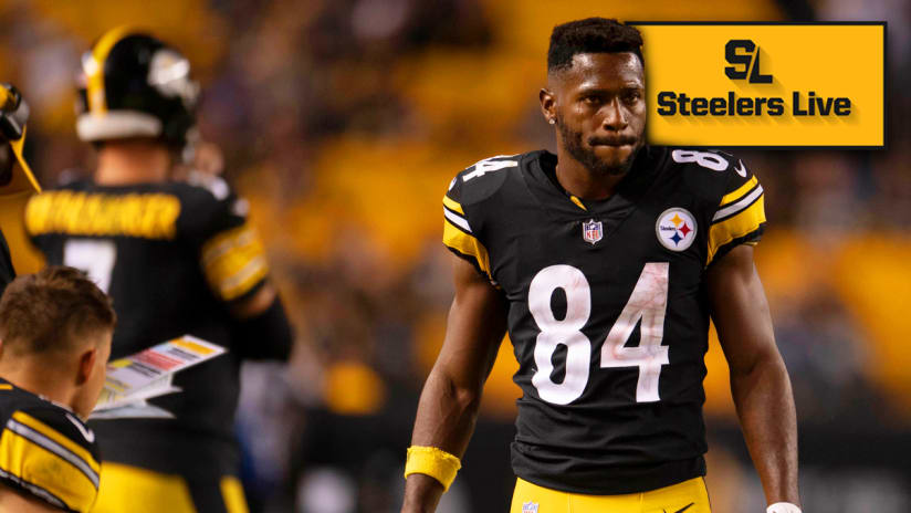 antonio brown jersey overdrive