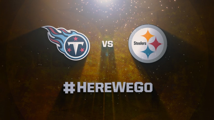 The Steelers defend Heinz Field for the first time this season in an afternoon tilt with the Titans