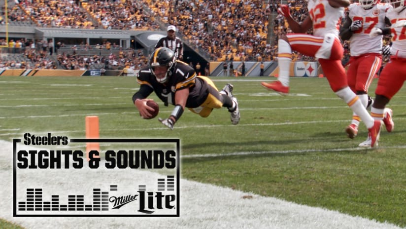 Steelers home pittsburgh steelers steelers check out the highlights from the steelers game against the chiefs fandeluxe Choice Image