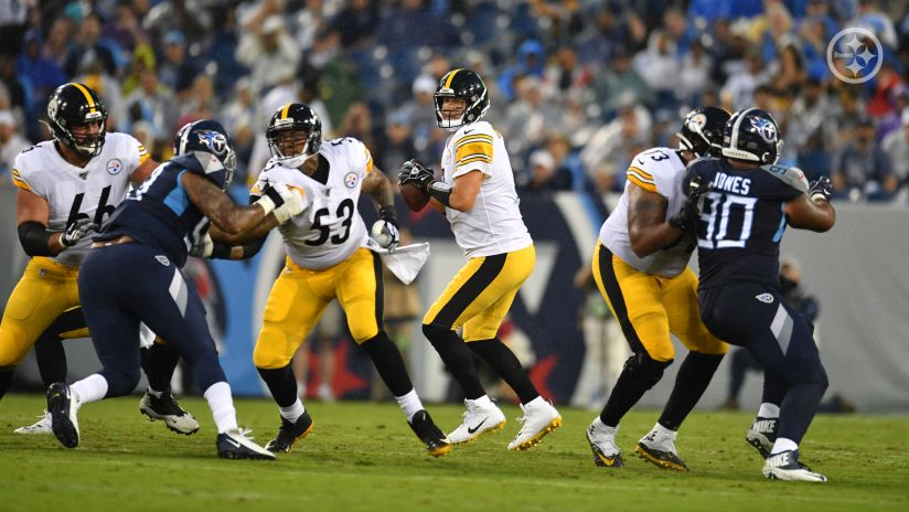 Steelers Game Action Photos Archive