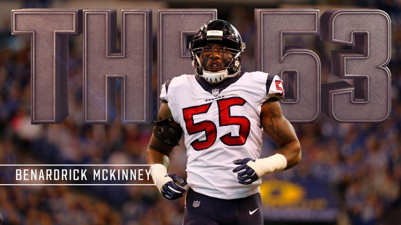 The 53: Benardrick McKinney