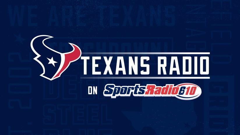 Texans Radio Live on Sports Radio 610