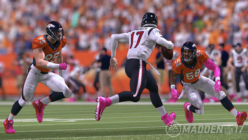 Madden Preview: Texans vs  Broncos