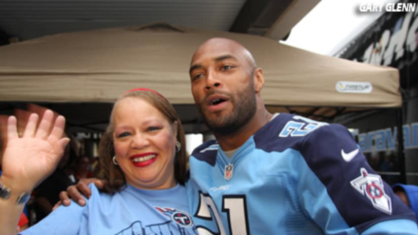 5d7a1e3d1 Seeing new Titans safety George Wilson return triumphantly to his hometown  of Paducah