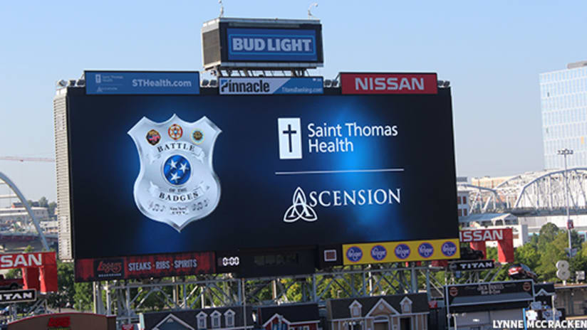 Titans, Saint Thomas Health Host Music City Battle of the