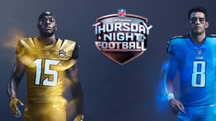 8dc42eea1 Titans Host NFL Color Rush Game Oct. 27 vs. Jaguars