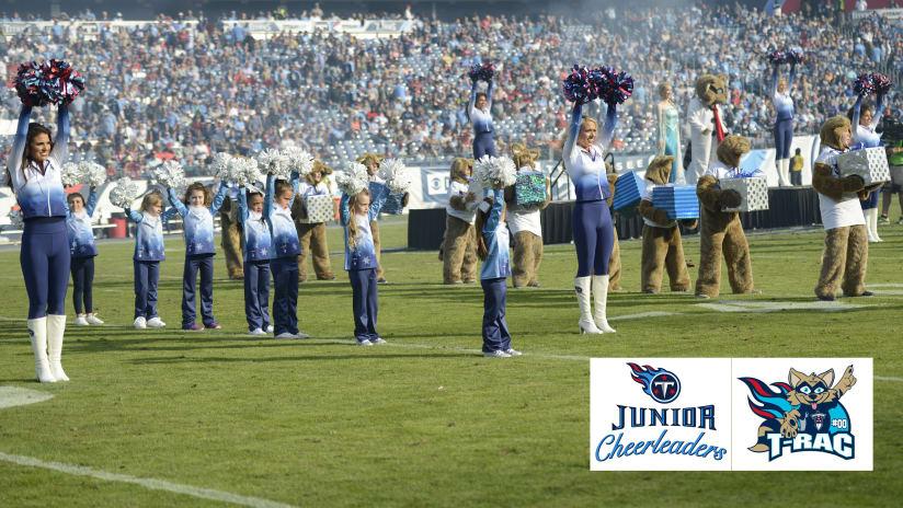 Junior Titans Cheerleaders T Racs Registration Now Open