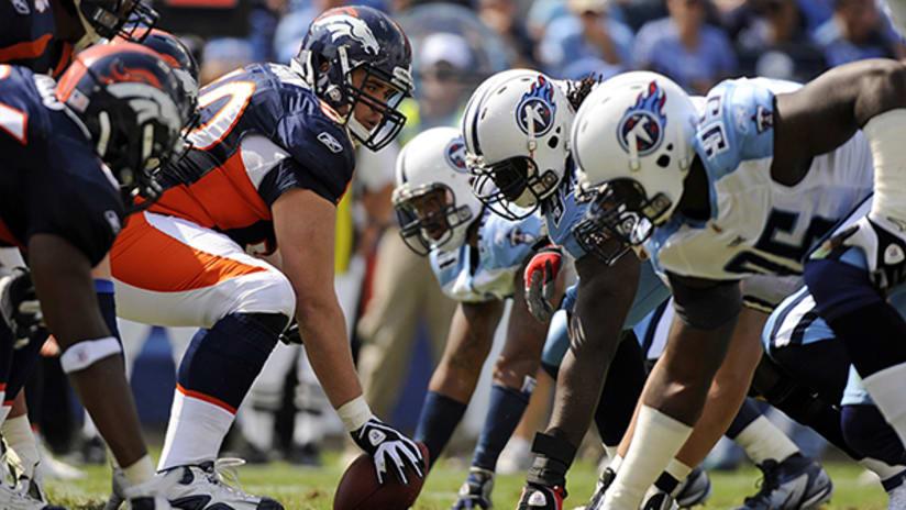 be9a5e9a Titans (6-6) Host Broncos (8-4) Sunday at Nissan Stadium