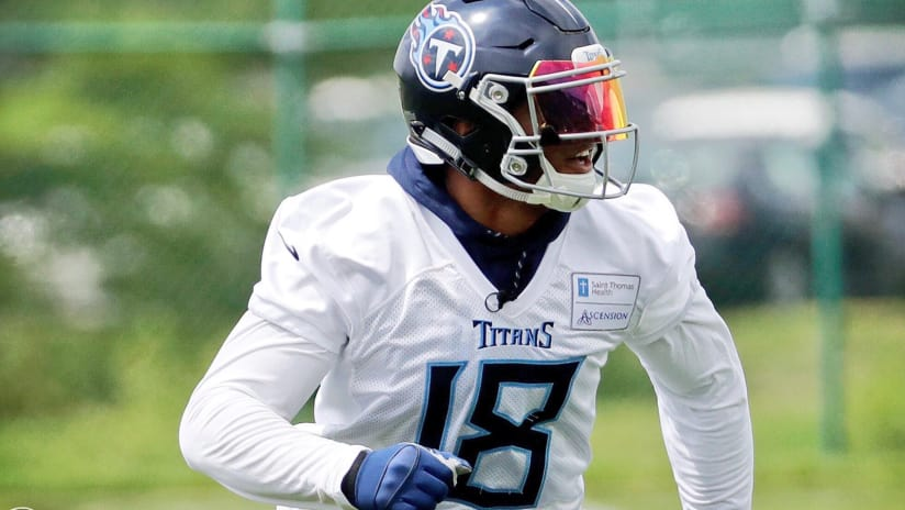 Titans Remove WR Rishard Matthews from PUP, Place WR Michael ...