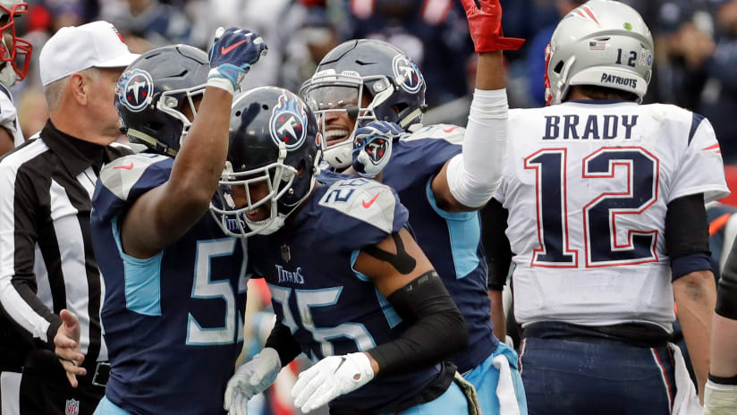 e0a708edc Twitter Reactions to Titans Victory Over Patriots