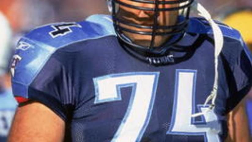 buy popular c871f e8a30 Bruce Matthews Voted to Pro Football Hall of Fame All-Time Team