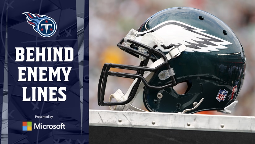 3650276e0ec Behind Enemy Lines: An Inside Look at the Philadelphia Eagles