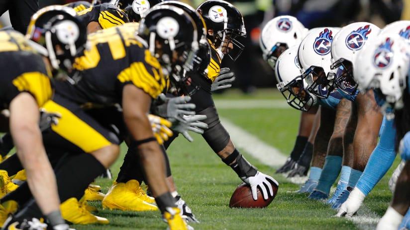dbb8731ef81 Titans Take on Steelers Saturday at Heinz Field