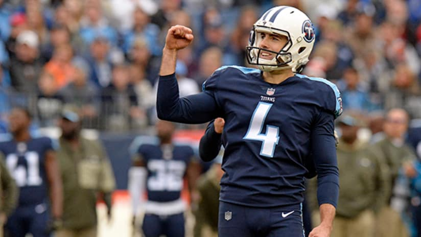 Image result for Ryan Succop titans