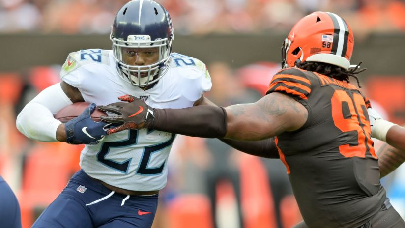 Sights and Sounds from Titans-Browns Opener