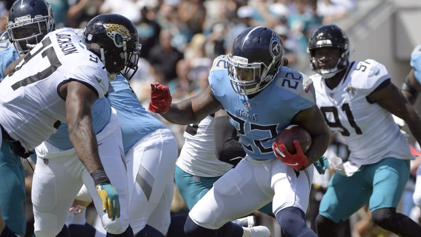 62c01c10 Titans RB Derrick Henry Not Happy With His