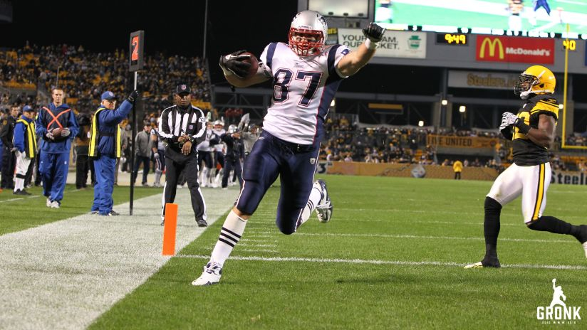 Gronkowski retirement reactions from the 2019 NFL Annual Meeting 322756add