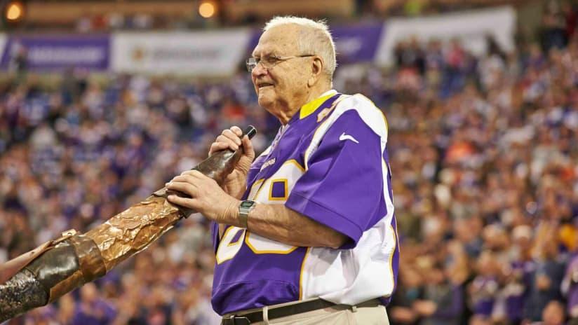 Vikings Send Condolences To Family Of John Gagliardi Fascinating Vikings Condolences Quote