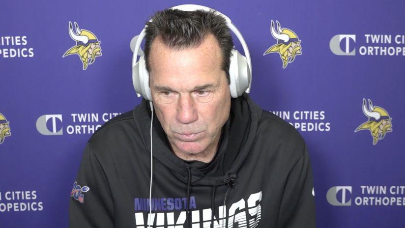 Vikings Press Conferences Minnesota Vikings Vikings Com