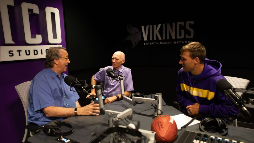Under Center with Kirk Cousins: Kirk's Dad Joins + Season