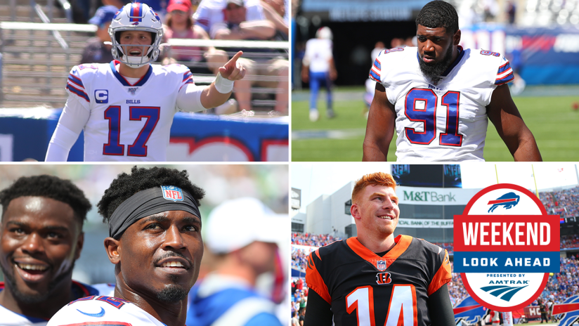 new concept 4ea34 1984a 6 things to watch for in Bills vs. Bengals and around the ...