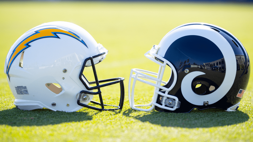 Image result for chargers vs rams