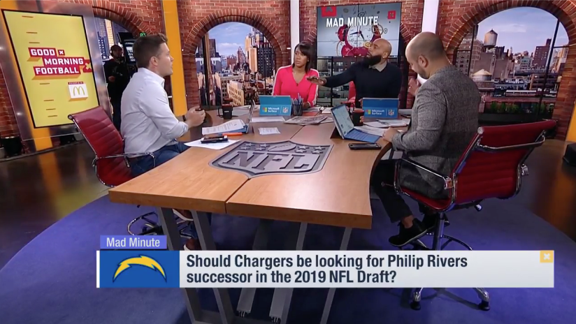 2a49219b2 Should the Chargers be looking for Rivers  successor in 2019 NFL Draft