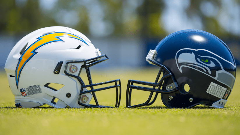 Image result for chargers vs seahawks