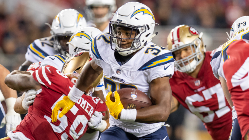 a1bcb6c4a Chargers Sign Justin Jackson to Active Roster  Waive Detrez Newsome.  062918 Headshots 020. Hayley Elwood. Team Reporter. 092418 JJackson CMS