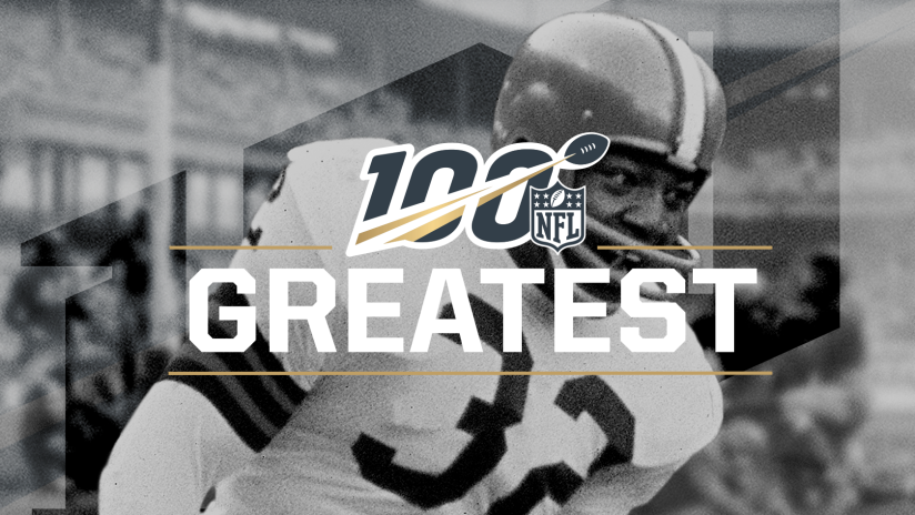 Catch NFL 100 Greatest Every Friday on NFL Network