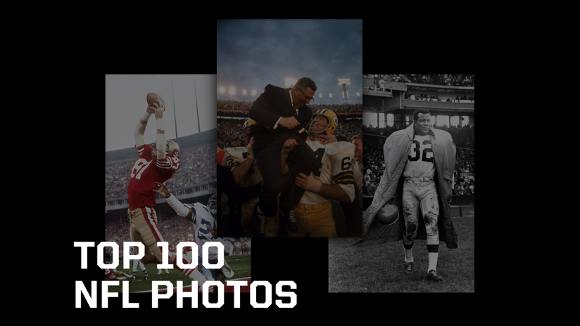 NFL 100: The Most Iconic Photos